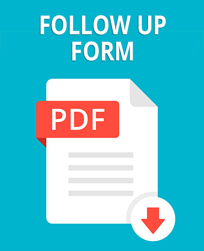 Download Follow Up Form