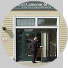 About Daniel Cameron