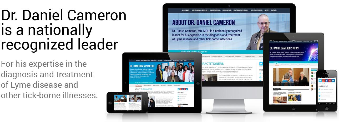 Dr. Daniel Cameron Role & Impact