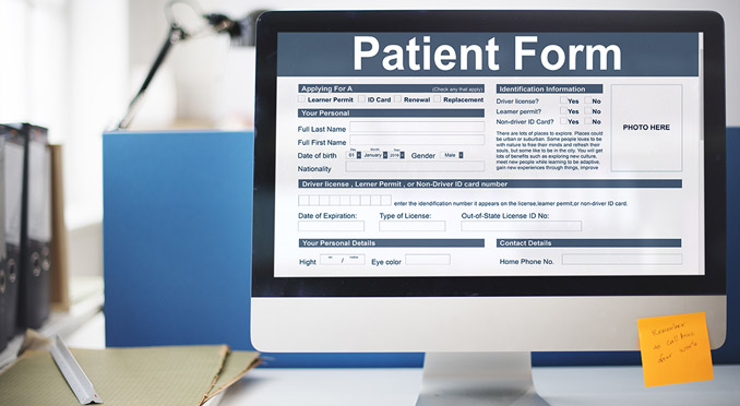 Daniel Cameron MD Patient Forms