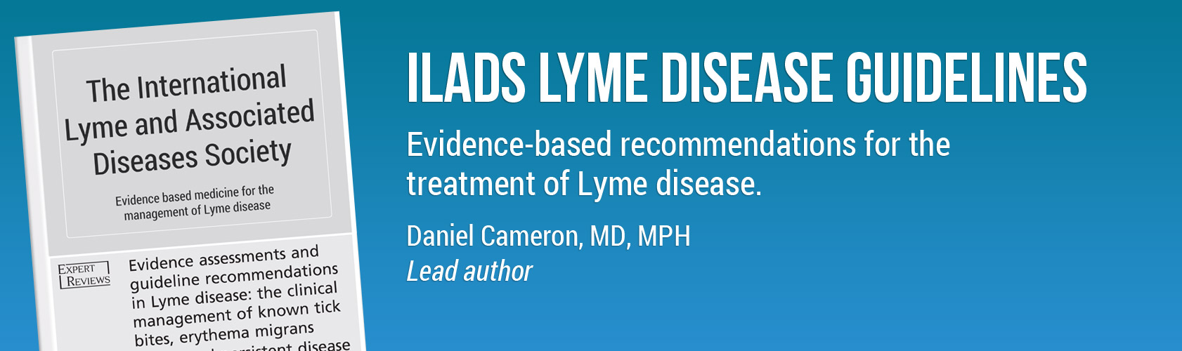 LADS Lyme disease guidelines rank in top 5% of all research articles