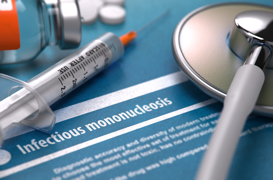 When Lyme disease causes a positive test for mononucleosis