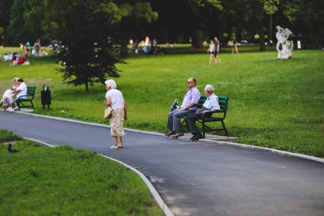 park, recreational area, urban area