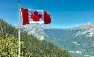 Canada, flag