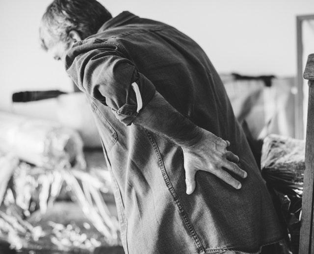 back pain, Lyme disease