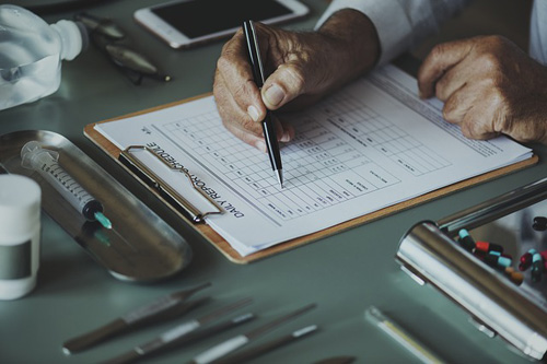medical, doctor, testing