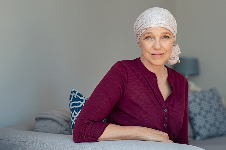 breast cancer patient with lyme disease